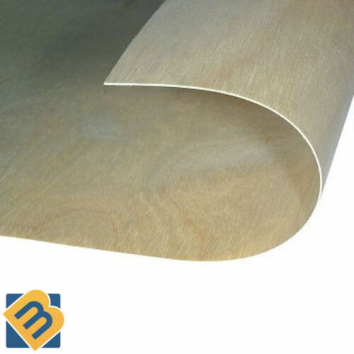 Flexible Plywood Sheets 5mm Flexi Ply Bendy Plywood