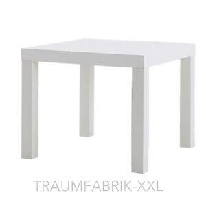 IKEA-LACK-Beistelltisch-weiss-Couchtisch-Fernsehtisch-Wohnzimmertisch-Tisch-NEU