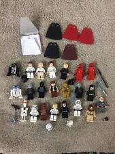 Lego Death Star 10188 22 Minifig Figures