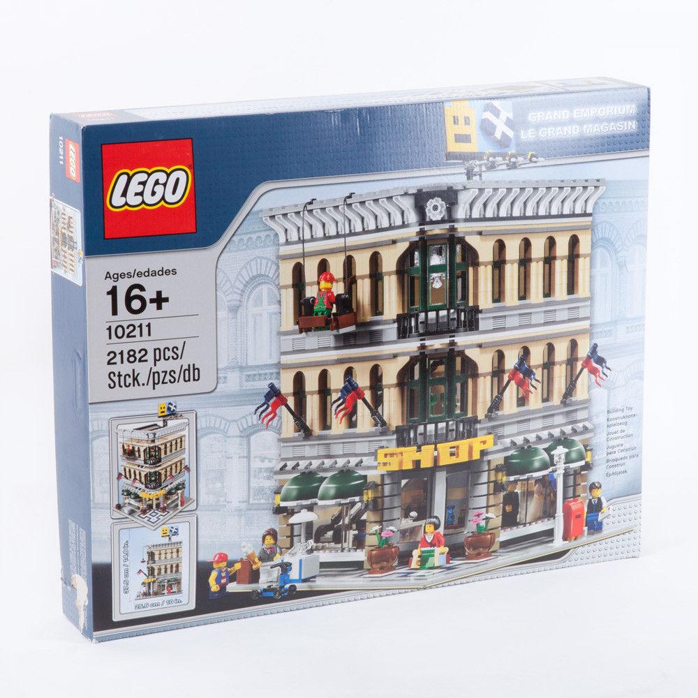 LEGO 10211 GRAND EMPORIUM NUOVO SIGILLATO SPECIALE COLLEZIONISTI MISB  SEALED