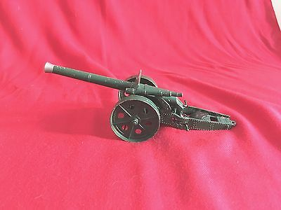 Cerca Voli Britains 4.7 Inc Naval Gun Mounted For Field Operation 1264
