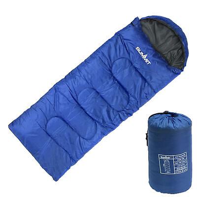 Busta Junior Sacco A Pelo - Summit Campeggio E Outdoor Addormentato Rilassante Rendere Le Cose Convenienti Per Le Persone