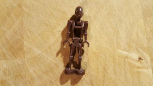 Lego Star Wars minifigure from set 9488 Commando Droid SW359