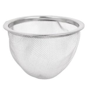 5X-Metall-Haushalt-Teeblaetter-Sieb-Teekanne-Filter-70mm-Durchmesser-J8Y8-G9