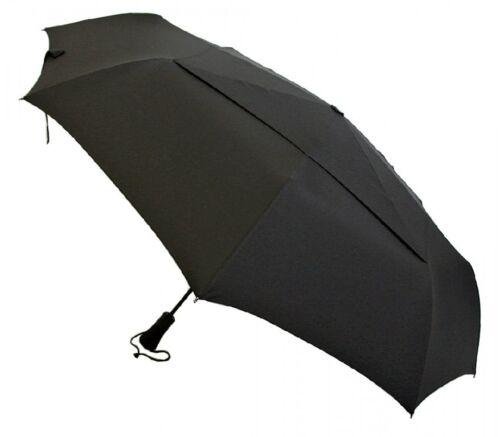 ShedRain Regenschirm /'WindPro Automatic/' L Regenschirm Trekkingschirm schwarz