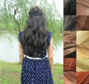 22-FULL-HEAD-CLIP-IN-HAIR-EXTENSIONS-wavy-curly-straight-brown-blonde-black