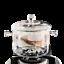 縮圖 3 - Open fire direct fired glass soup pot steamer boiling pot special pot for electr