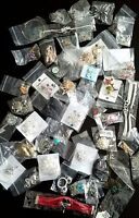 50 Piece Assorted Costume Fashion Jewelry Lot Prepackaged For Resale