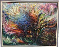 Cauer Walter 1905-95 Die ewige Flamme Die ❤️ Liebe Farbenrausch Erotisch stimula