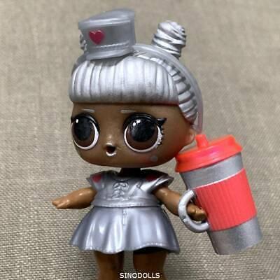 LOL Surprise Underwraps Series 4 TINZ w Accessories Capsule Baby Doll Giocattoli