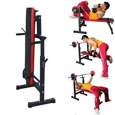 weight bench dumbbells lifting incline flat decline press