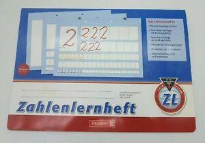 Brunnen-Zahlenlernheft-A4-quer-Lineatur-ZL
