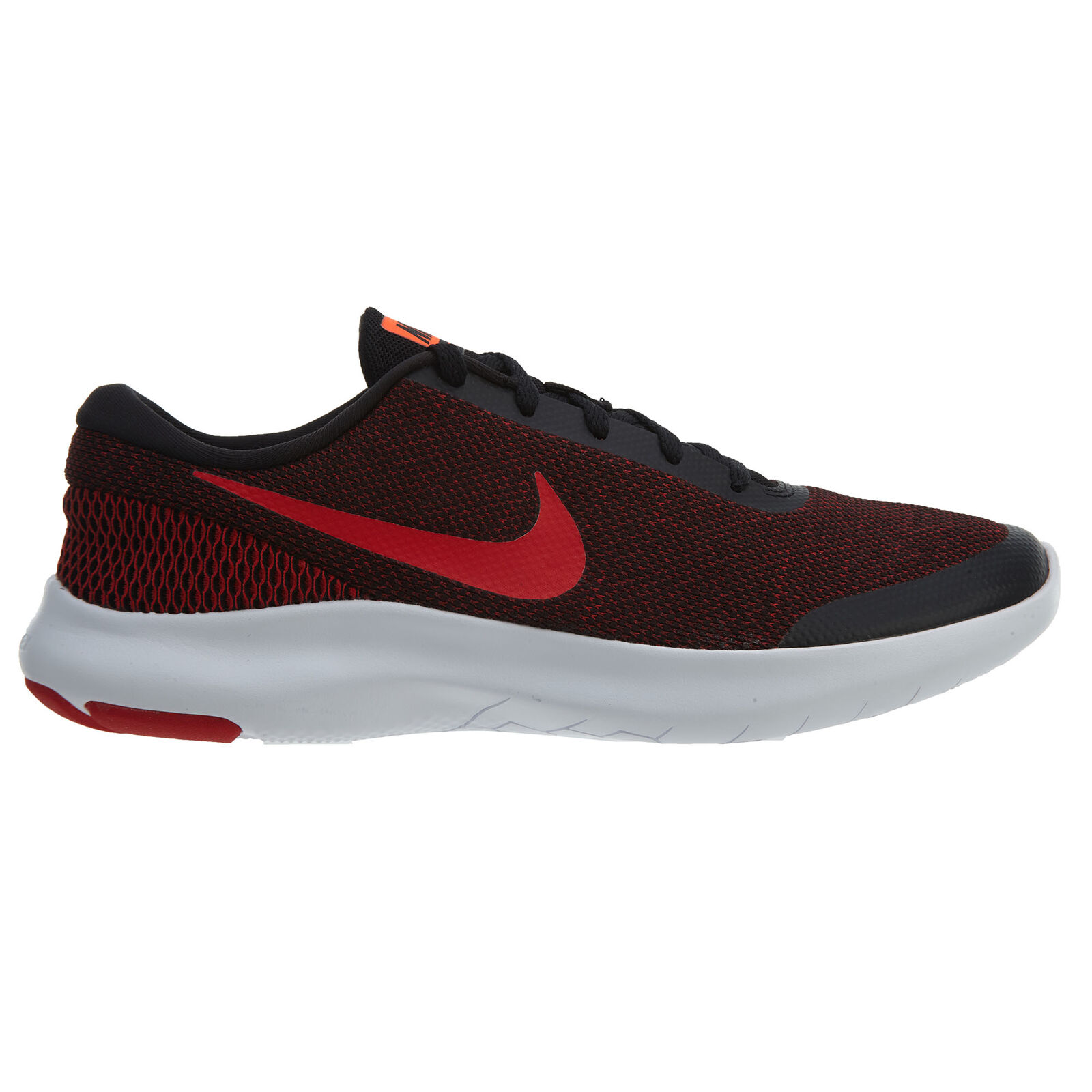 Nike Flex Experience RN 7 Mens 908985-006 Black Gym Red Running Shoes Size 10