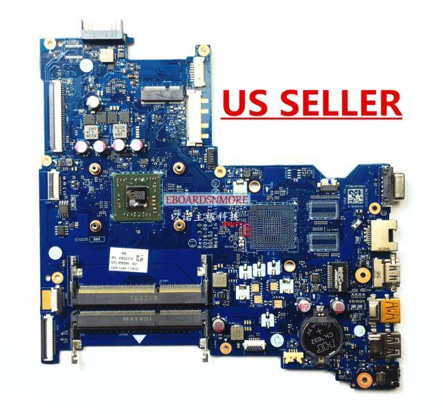 Hp 255 G5 Motherboard La D711p 858588 601 Amd A6 7310 Apu With Radeon R4 For Sale Online Ebay