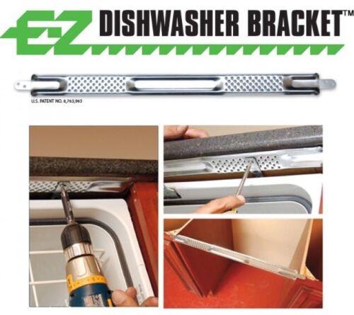 5 Pieces EZ Dishwasher Bracket