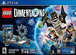LEGO-Dimensions-Starter-Pack-Sony-PlayStation-4-New-Sealed-Free-Shipping