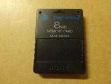 PS2 MEMORY CARD / 8 MB MEMORY CARD MAGIC GATE (PLAYSTATION 2)