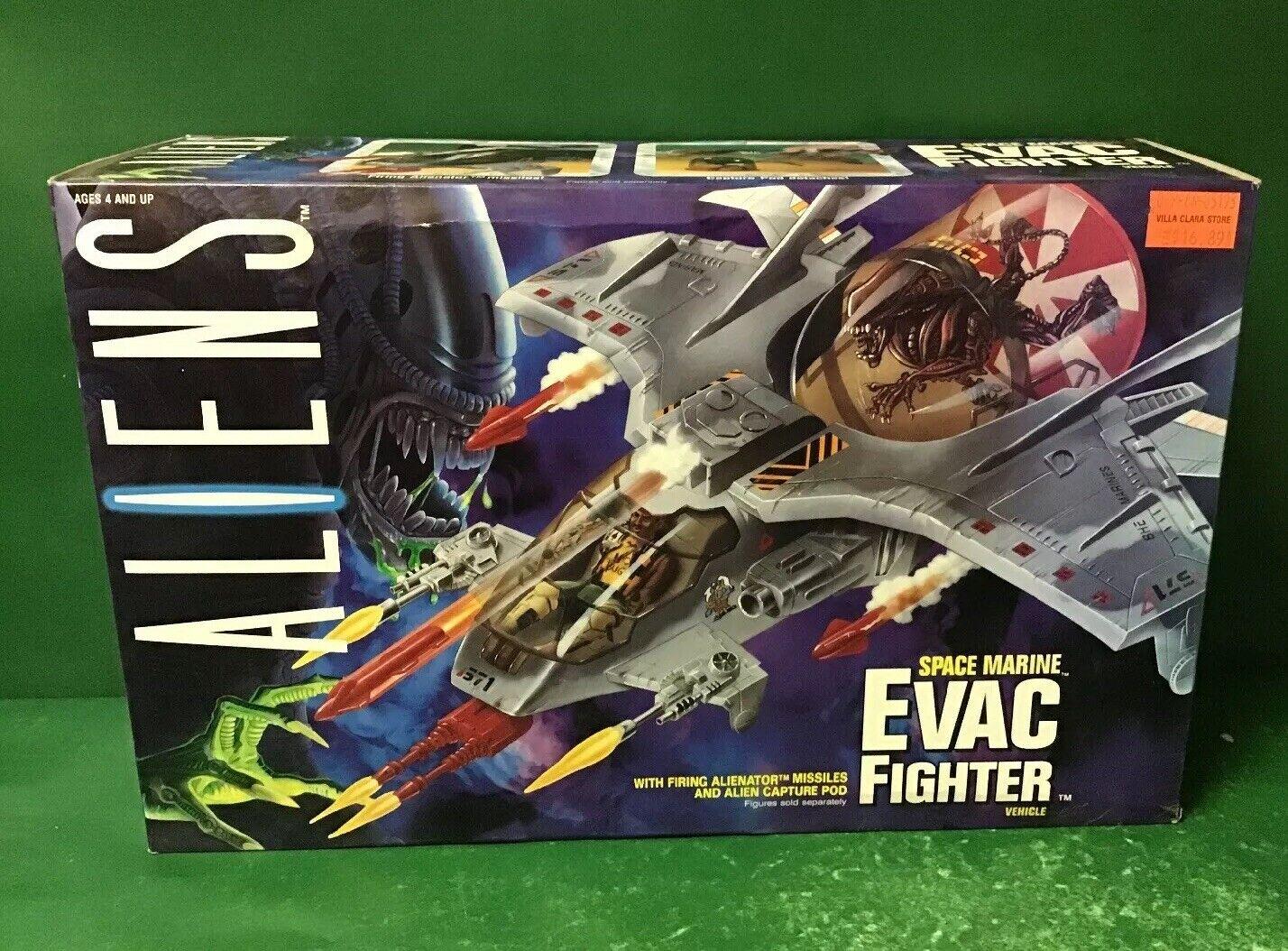 """19861992 ALIENS  spazio MARINE """"EVAC FIGHTER"""" NIB BY KENNER"""