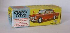 Repro Box Corgi Nr.232 Fiat 2100