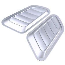 Auto Car Decoration Air Flow Intake Scoop Turbo Bonnet Vent Cover Hood Fender