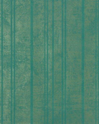 Tapete La Veneziana 2 Vliestapete Marburg 53148 Streifen türkis blau 2,97€//1qm