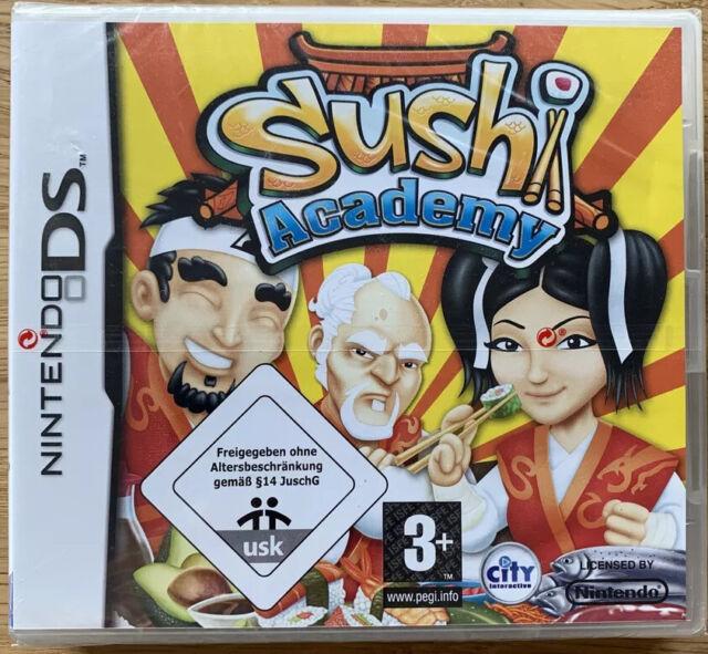 Sushi Academy (Nintendo DS, 2008) - NEU & VERSIEGELT, OVP