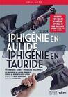 Gluck - Iphigenie En Aulide/ Tauride (DVD, 2013, 2-Disc Set)