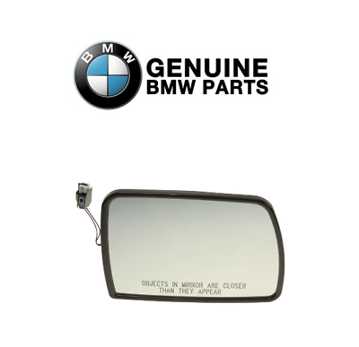 Heated NEW BMW E53 5-Series X5 Genuine Right Door Mirror Glass
