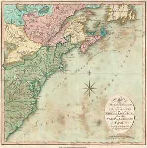 1770 PA MAP Myerstown Cornwall Manheim Mt Mount Joy Union McKees Rocks Norwood