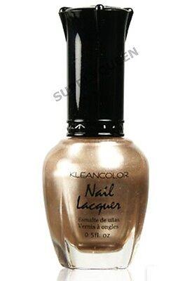 Kleancolor Collection Nail Polish # 44 Americano  5 fl.oz