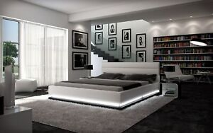 Complete-Bed-with-Moonlight-Light-7-Zones-Slatted