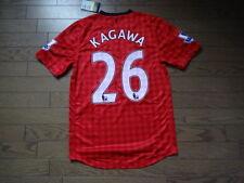 Manchester United #26 Shinji Kagawa 100% Original Jersey Shirt 2012/13 S BNWT