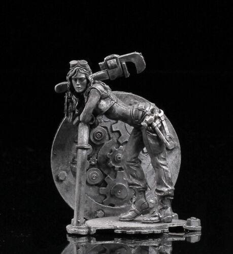 """/""""FIX IT/"""" SAMTin Toy Soldier 75mmMetal Figuresol-75-017"""