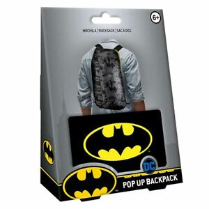 b1c1f55974f Image is loading Batman-Pop-Up-Backpack