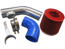 """2.75"""" Intake Pipe Kit + Filter For 2010+ GM Chevy Cruze 1.4T Turbo-BLUE"""