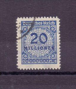 Dt-Reich-Inflation-1923-MiNr-319-B-gestempelt-Michel-400-00-976