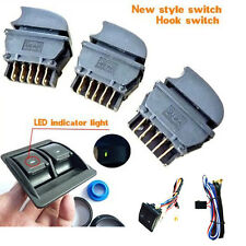 s l225 12v car power window switch with wire harness universal kits Shoulder Harness at edmiracle.co