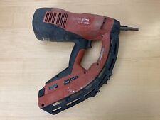 Hilti Gx 120 Gas Powered Actuated Fastener Nail Gun