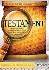 Testament 0054961837991 With John Romer DVD Region 1