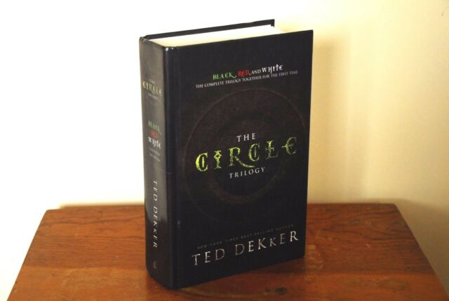 The Circle The Circle Trilogy Black Red White Bks 1 3 By Ted