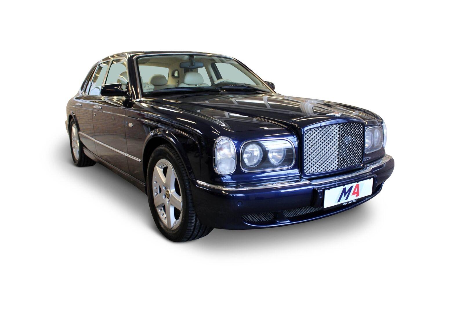 Bentley Arnage 6,8 R aut. 4d