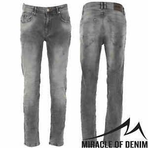 M-O-D-Herren-Jeans-Ricardo-Slim-Fit-SP18-1008-Hose-NEU-Stretch-Leg-Denim-MOD
