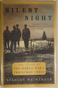 WW1 British German Silent Night World War I Christmas Truce Reference Book | eBay