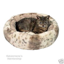 Katzenbett Leika 50 cm / Plüschbett  / Hundebett