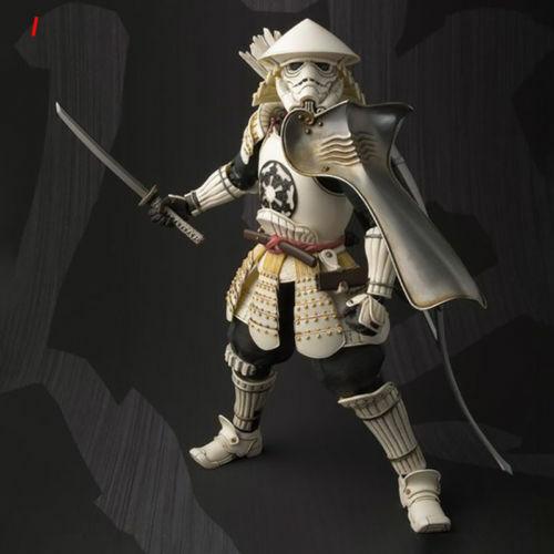 "Star Wars Movie Realization 7/"" Action Figure Japanese Samurai Toy NIB"