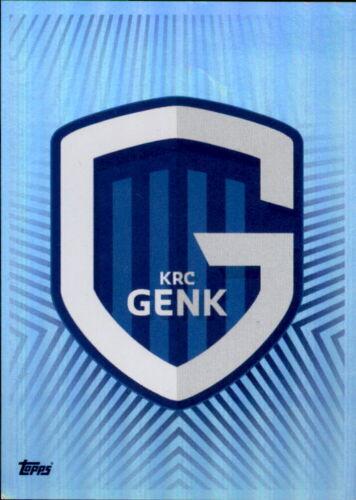 KRC Genk Champions League 19 20 2019 2020 Sticker 175 Club Badge