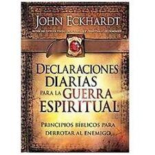 Declaraciones Diarias para la Guerra Espiritual : Principios Biblicos para...