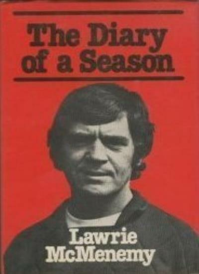The Diary of a Season, Lawrie Mcmenemy, Collectible; Good Book