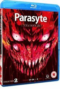 Parasyte-The-Maxim-Collection-2-Episodes-13-24-Blu-ray-DVD-Region-2