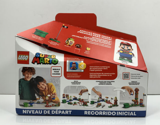 Lego - Super Mario, Adventures with Mario, 71360, 231 pcs, (Read)